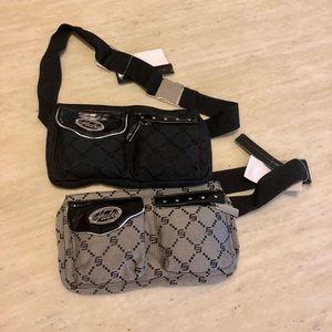 New FUBU Belt Bag in Tan